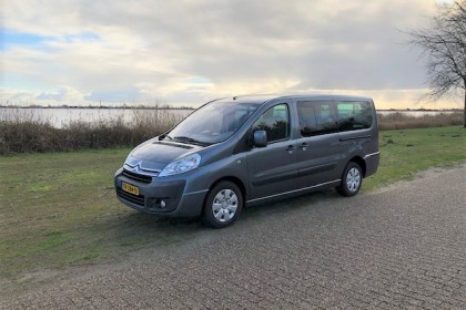 MPV Extra Lang Luxe (8 pers.) huren